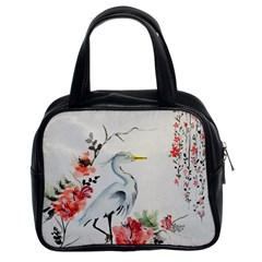 Background Scrapbook Paper Asian Classic Handbags (2 Sides)
