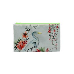 Background Scrapbook Paper Asian Cosmetic Bag (XS)