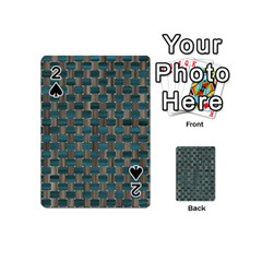 Background Vert Playing Cards 54 (Mini)