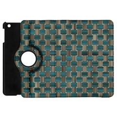 Background Vert Apple iPad Mini Flip 360 Case