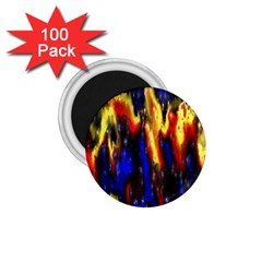Banner Header Plasma Fractal 1.75  Magnets (100 pack)