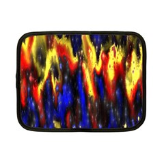 Banner Header Plasma Fractal Netbook Case (Small)