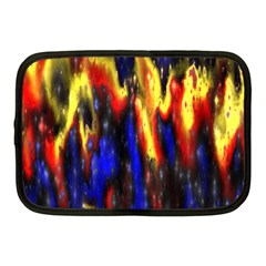 Banner Header Plasma Fractal Netbook Case (medium)
