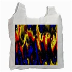 Banner Header Plasma Fractal Recycle Bag (Two Side)