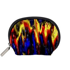 Banner Header Plasma Fractal Accessory Pouches (Small)
