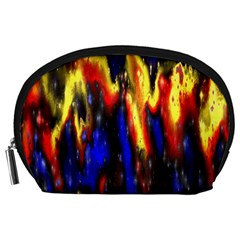 Banner Header Plasma Fractal Accessory Pouches (large)