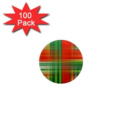 Background Texture Structure Green 1  Mini Magnets (100 pack)