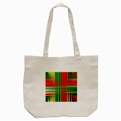 Background Texture Structure Green Tote Bag (Cream)