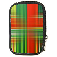 Background Texture Structure Green Compact Camera Cases