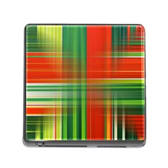 Background Texture Structure Green Memory Card Reader (square)