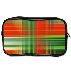 Background Texture Structure Green Toiletries Bags