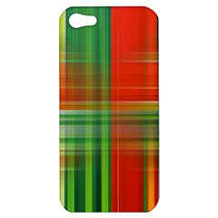 Background Texture Structure Green Apple iPhone 5 Hardshell Case