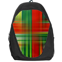 Background Texture Structure Green Backpack Bag