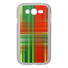 Background Texture Structure Green Samsung Galaxy Grand DUOS I9082 Case (White)
