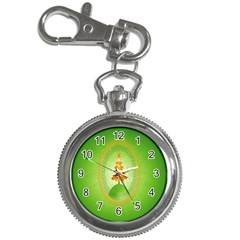 Beautiful Christmas Tree Design Key Chain Watches