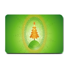 Beautiful Christmas Tree Design Small Doormat