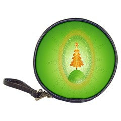 Beautiful Christmas Tree Design Classic 20-CD Wallets