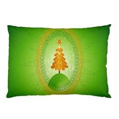 Beautiful Christmas Tree Design Pillow Case (Two Sides)