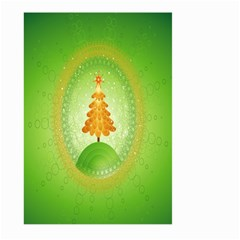 Beautiful Christmas Tree Design Large Garden Flag (Two Sides)
