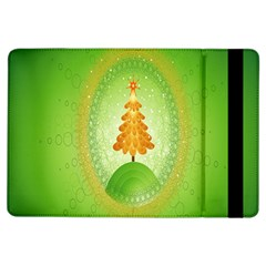 Beautiful Christmas Tree Design iPad Air Flip