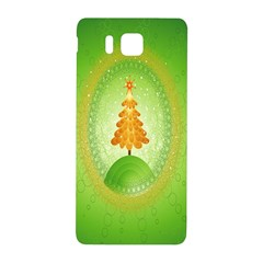 Beautiful Christmas Tree Design Samsung Galaxy Alpha Hardshell Back Case