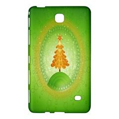 Beautiful Christmas Tree Design Samsung Galaxy Tab 4 (7 ) Hardshell Case