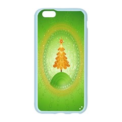 Beautiful Christmas Tree Design Apple Seamless iPhone 6/6S Case (Color)