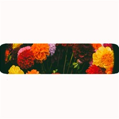 Beautifull Flowers Large Bar Mats