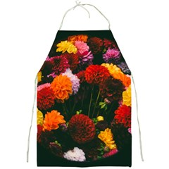 Beautifull Flowers Full Print Aprons