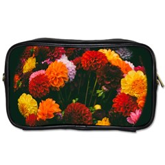 Beautifull Flowers Toiletries Bags
