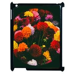 Beautifull Flowers Apple iPad 2 Case (Black)