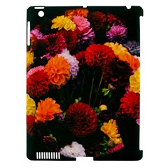 Beautifull Flowers Apple iPad 3/4 Hardshell Case (Compatible with Smart Cover)