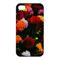 Beautifull Flowers Apple Iphone 4/4s Premium Hardshell Case