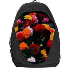 Beautifull Flowers Backpack Bag