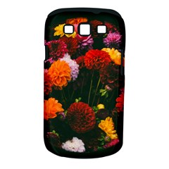Beautifull Flowers Samsung Galaxy S III Classic Hardshell Case (PC+Silicone)