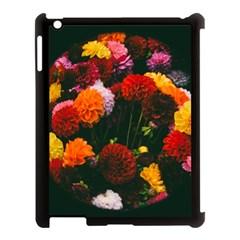 Beautifull Flowers Apple iPad 3/4 Case (Black)