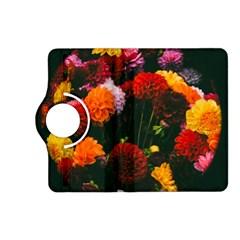 Beautifull Flowers Kindle Fire Hd (2013) Flip 360 Case