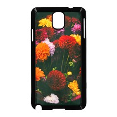Beautifull Flowers Samsung Galaxy Note 3 Neo Hardshell Case (black)