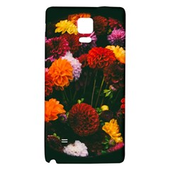 Beautifull Flowers Galaxy Note 4 Back Case