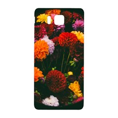 Beautifull Flowers Samsung Galaxy Alpha Hardshell Back Case
