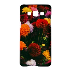 Beautifull Flowers Samsung Galaxy A5 Hardshell Case