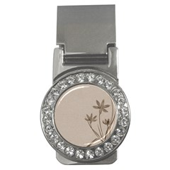 Background Vintage Drawing Sepia Money Clips (CZ)