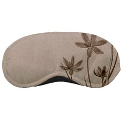 Background Vintage Drawing Sepia Sleeping Masks