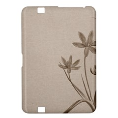 Background Vintage Drawing Sepia Kindle Fire Hd 8 9