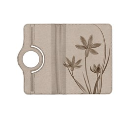 Background Vintage Drawing Sepia Kindle Fire HD (2013) Flip 360 Case