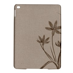 Background Vintage Drawing Sepia iPad Air 2 Hardshell Cases