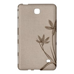 Background Vintage Drawing Sepia Samsung Galaxy Tab 4 (7 ) Hardshell Case