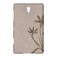 Background Vintage Drawing Sepia Samsung Galaxy Tab S (8.4 ) Hardshell Case