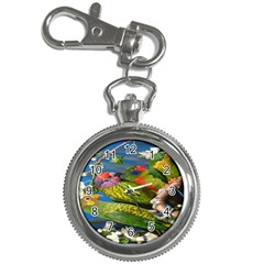 Beautifull Parrots Bird Key Chain Watches