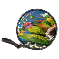 Beautifull Parrots Bird Classic 20-CD Wallets